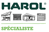 Logo Harol fabricant de protection solaire