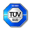 Logo certification tuv sud